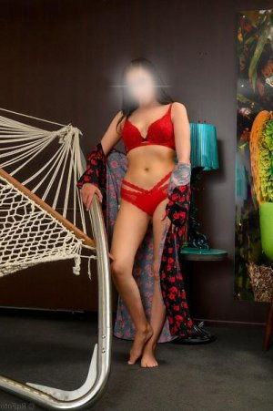 Fillette independent escort in McKinleyville CA