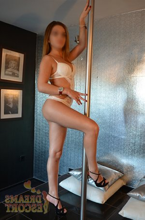 Alexia escort girl in Marshall TX